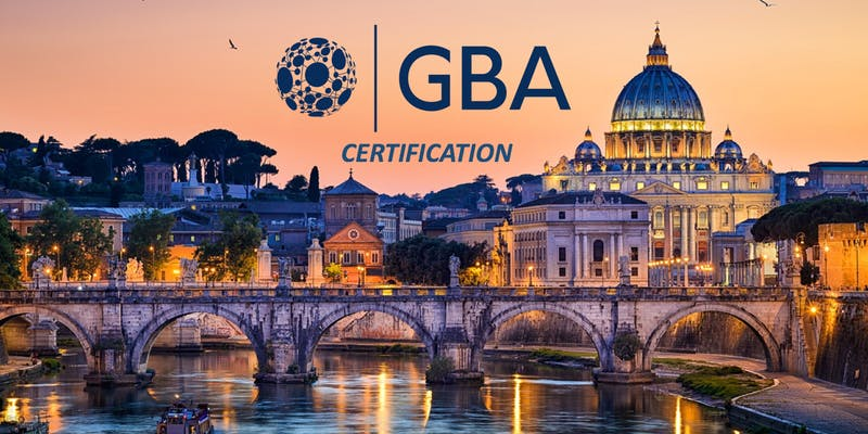 GBA Certified Blockchain Foundations Course (Rome) - GBA Global