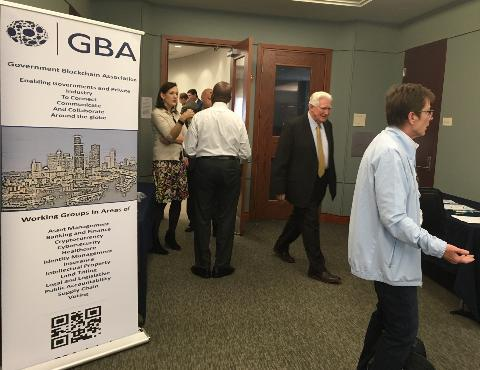 """GBA March Event, """"The Future of Money, Governance and the Law."""""""
