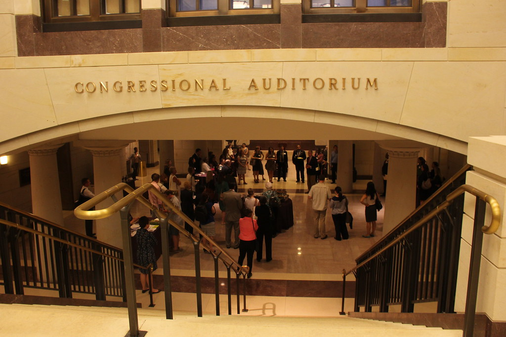 U.S. Capitol Congressional Auditorium